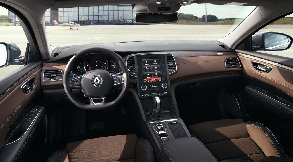 Lire l'article «Ni une ni deux, voici le Renault Talisman Estate»