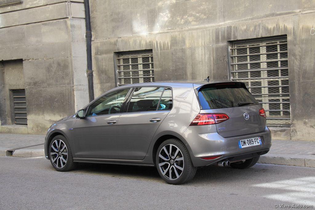 Lire l'article «Essai Volkswagen Golf GTE, sportive et écolo ?»