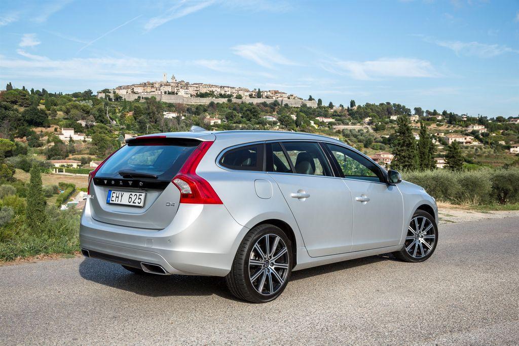 Lire l'article «Série spéciale Översta Edition pour les Volvo S60 et V60»