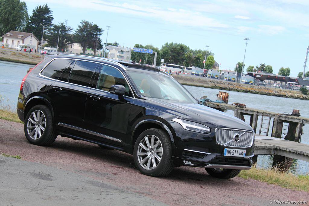 Lire l'article «Essai Volvo XC90 D5 AWD Inscription Luxe, savoir-faire scandinave»