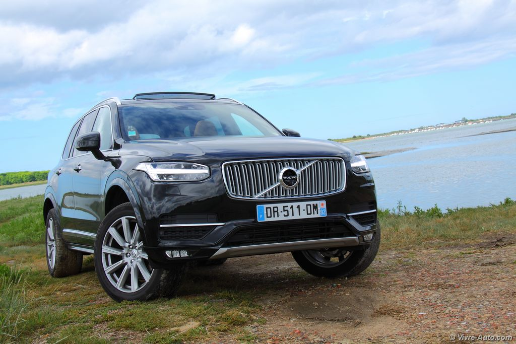 essai volvo xc90 d5 awd inscription luxe savoir faire scandinave. Black Bedroom Furniture Sets. Home Design Ideas