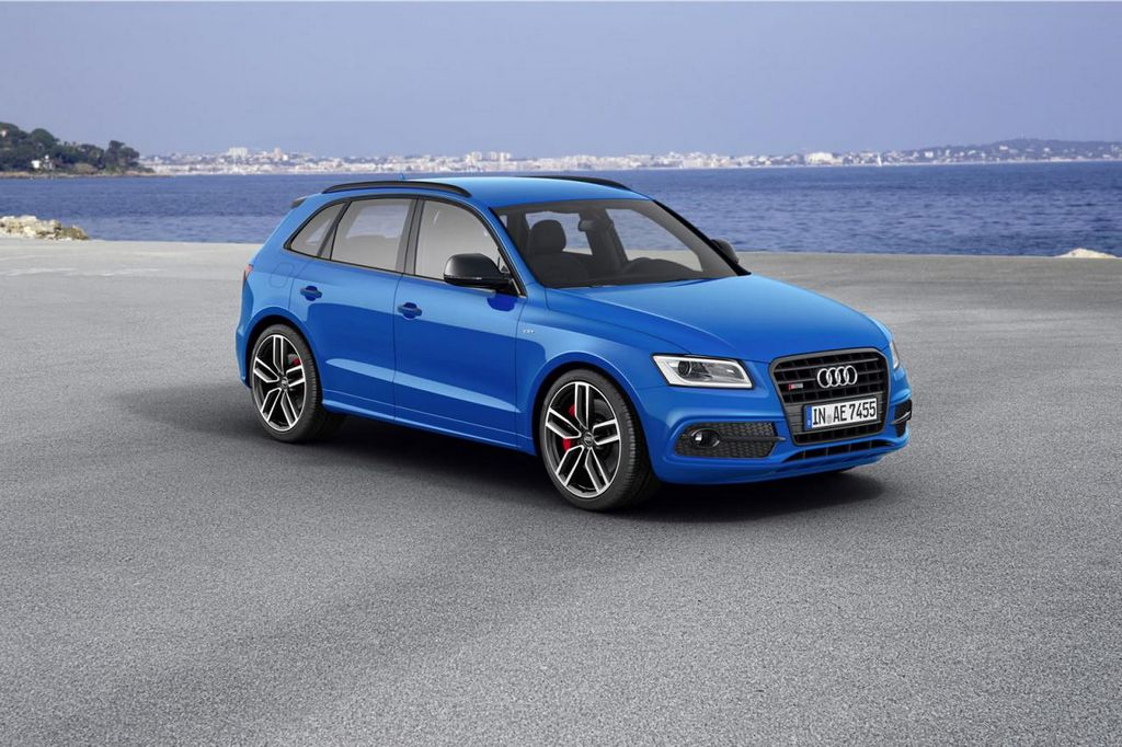 Lire l'article «Audi SQ5 TDI Plus 340 ch, toujours plus !»