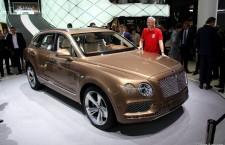 Bentley Bentayga, luxe et puissance pour ce SUV inédit