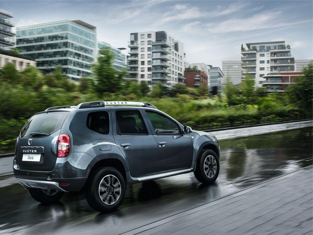 Lire l'article «Les nouveautés Dacia 2016, boîte robotisée, caméra de recul, moteurs…»