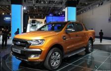Ford Ranger 2016, le restylage de mi-carrière