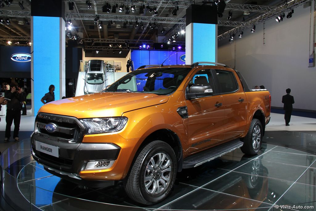 ford ranger 2016 le restylage de mi carri re. Black Bedroom Furniture Sets. Home Design Ideas