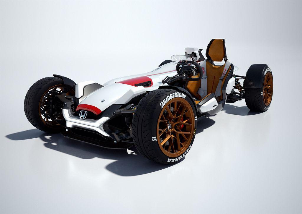 Lire l'article «Honda Project 2&4, association de deux univers»