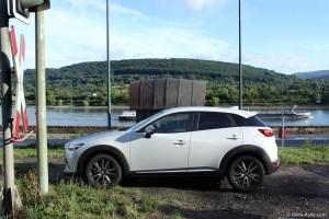Mazda CX-3 - Essai Vivre-Auto
