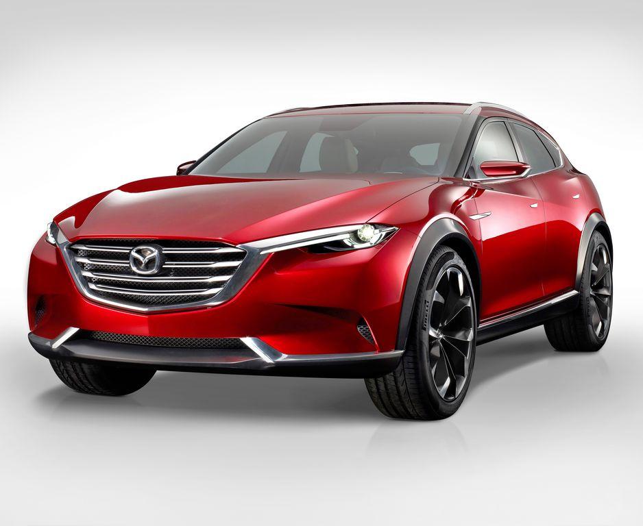 Lire l'article «Mazda Koeru Concept, le futur CX-7 ?»