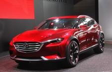 Mazda Koeru Concept, le futur CX-7 ?
