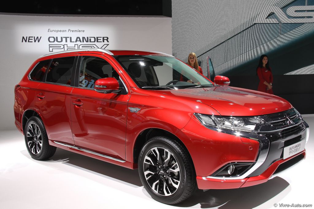Lire l'article «Mitsubishi Outlander 2016, un lifting pour plus de caractère»