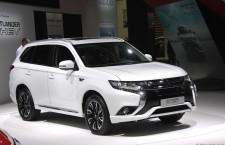 Mitsubishi Outlander 2016, un lifting pour plus de caractère