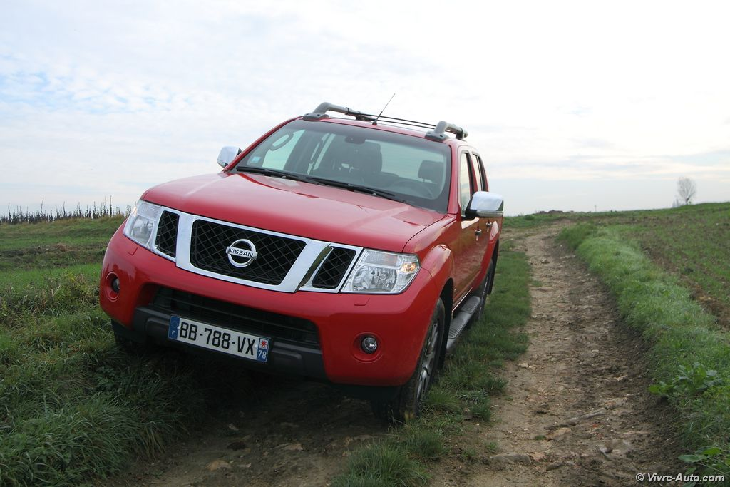 Lire l'article «Essai Nissan Navara V6 dCi Double Cab»