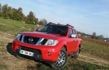 Essai Nissan Navara V6 dCi Double Cab