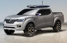 Renault Alaskan Concept, le futur pick-up français !