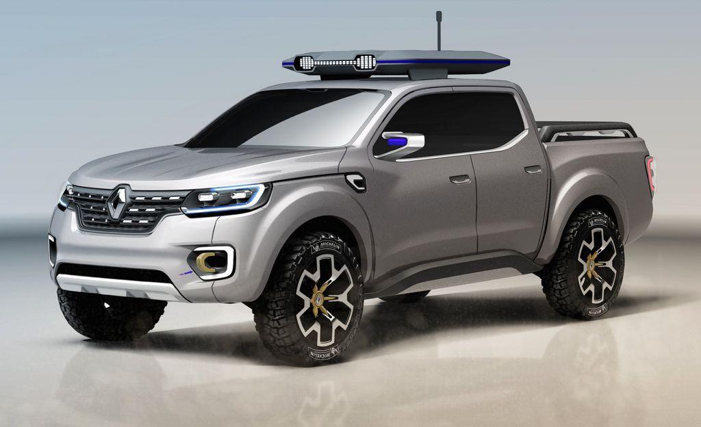 Lire l'article «Renault Alaskan Concept, le futur pick-up français !»