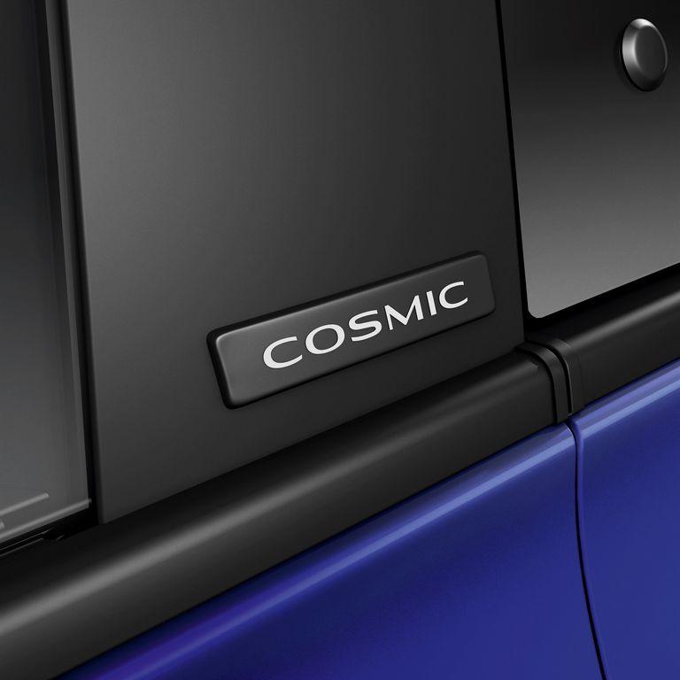 Lire l'article «Série limitée Renault Twingo Cosmic, introduction boîte EDC»