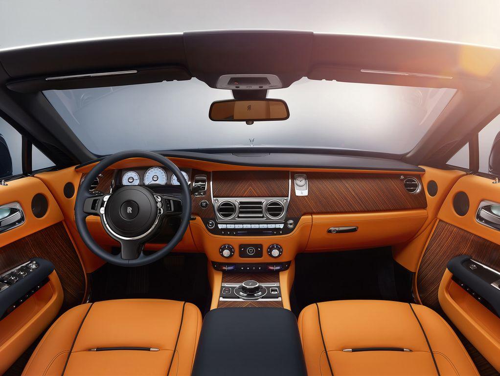 Lire l'article «Rolls-Royce Dawn, le luxe dès l'aube»
