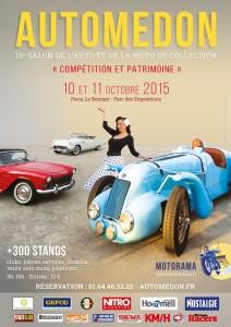 Salon Automédon 2015 - Vivre-Auto
