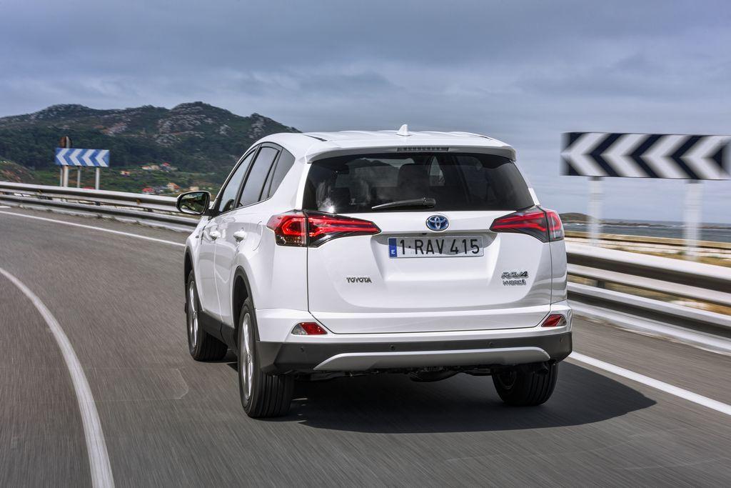Lire l'article «Toyota RAV4 Hybrid, c'est parti !»