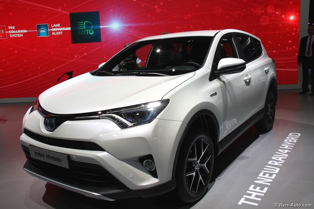 toyota rav4 hybrid c 39 est parti. Black Bedroom Furniture Sets. Home Design Ideas