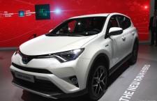 Toyota RAV4 Hybrid, c'est parti !