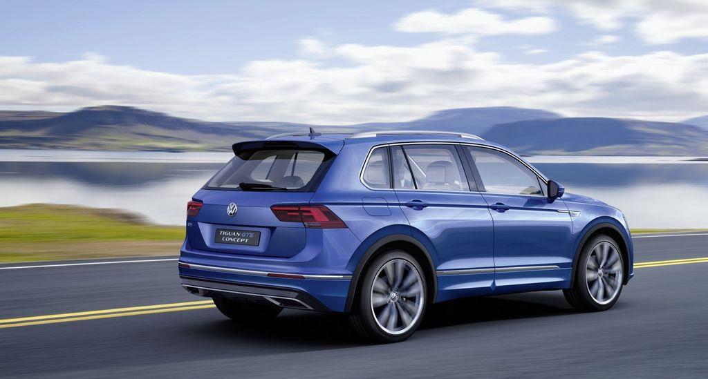 Lire l'article «Nouveau Volkswagen Tiguan 2, plus imposant»