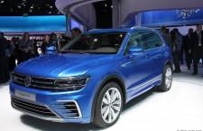 Nouveau Volkswagen Tiguan 2, plus imposant