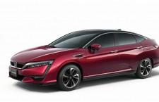 Honda Clarity Fuel Cell, la voiture de série à l'hydrogène