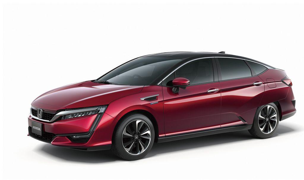 Lire l'article «Honda Clarity Fuel Cell, la voiture de série à l'hydrogène»