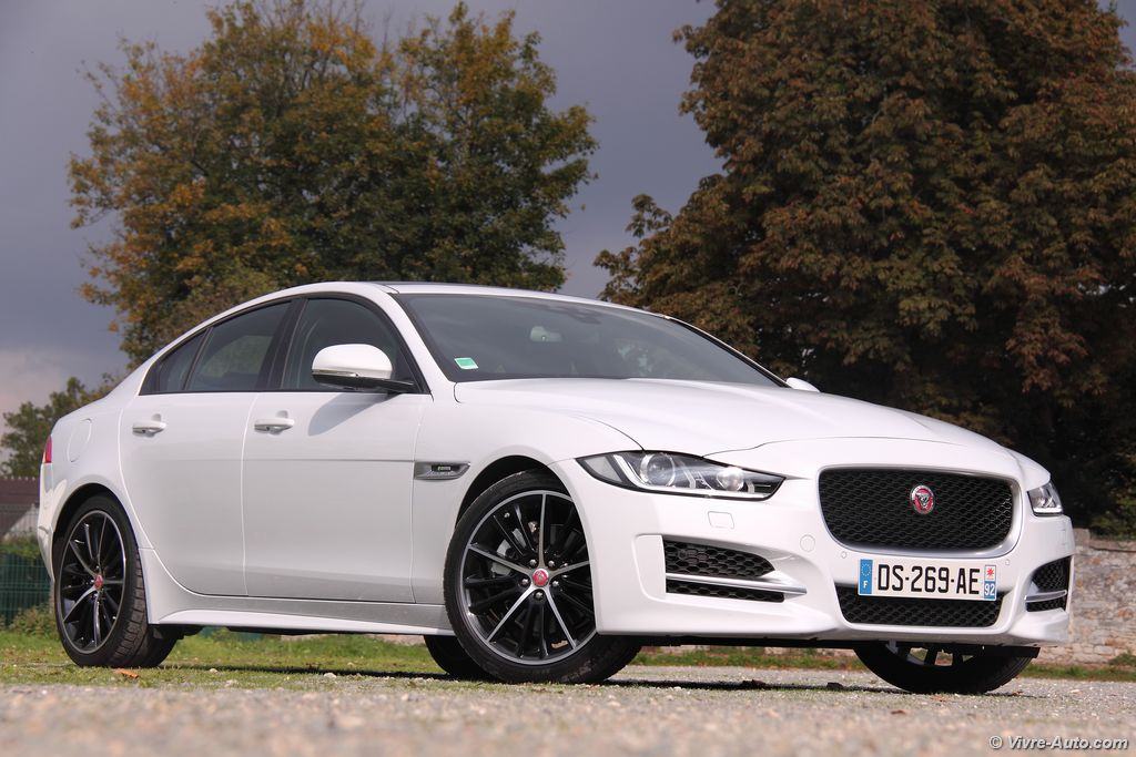 essai jaguar xe 2 0t 200 ch r sport 100 in dite. Black Bedroom Furniture Sets. Home Design Ideas