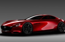 Mazda RX-Vision, le retour du moteur rotatif
