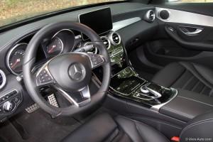 Mercedes Classe C Break 300h - esai Vivre-Auto