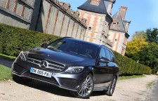 Essai Mercedes Classe C Break 300h