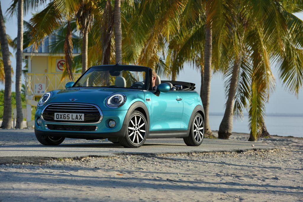 Lire l'article «Nouvelle Mini Cabrio, tarifs et photos»
