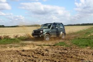 Suzuki Jimny 2015 - essai Vivre-Auto