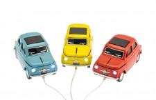 Pour Noël Fiat & Abarth proposent une série d'objets