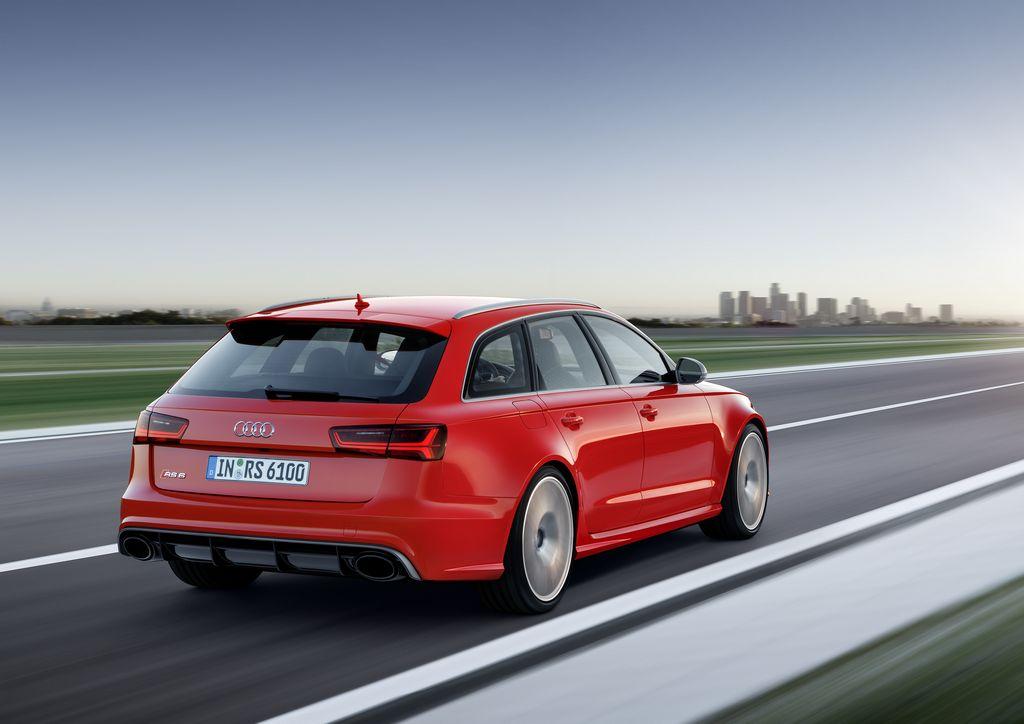 Lire l'article «Les Audi RS6 Avant et RS7 Sportback passent à 605 ch»
