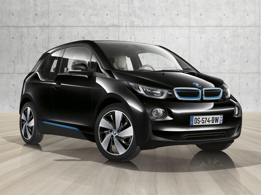 Lire l'article «Edition spéciale BMW i3 Black Edition»