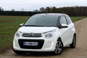 Essai Citroën C1 - Vivre-Auto