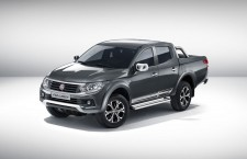 Fiat Fullback, le nouveau pick-up pour les professionnels