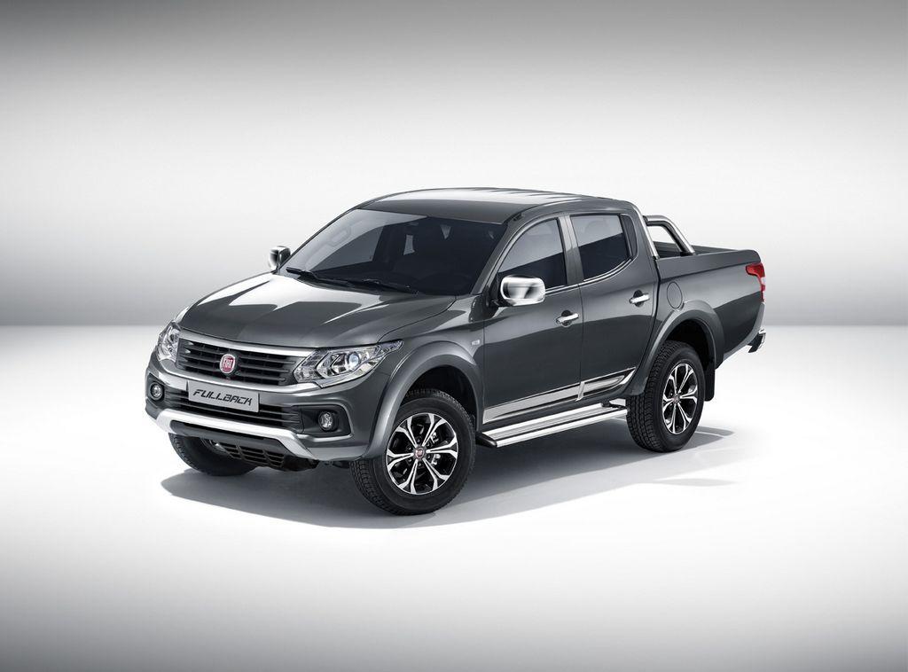 Lire l'article «Fiat Fullback, le nouveau pick-up pour les professionnels»