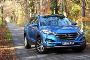 Essai Hyundai Tucson - Vivre-Auto