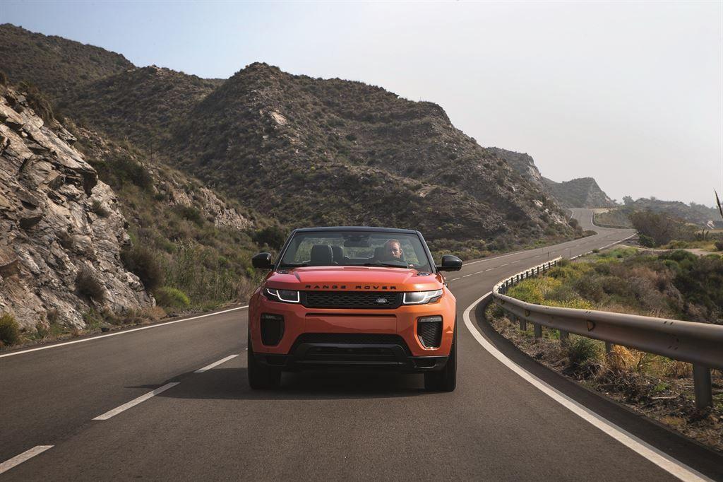 Lire l'article «Une nouveauté inédite, le Range Rover Evoque Cabriolet»