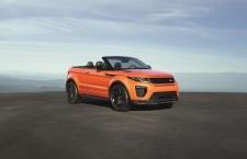 Une nouveauté inédite, le Range Rover Evoque Cabriolet