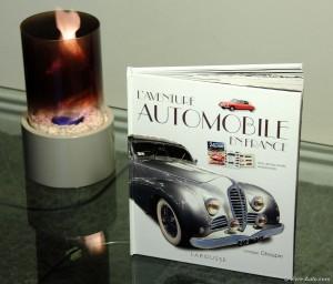 L'aventure Automobile en France - Livre Vivre-Auto