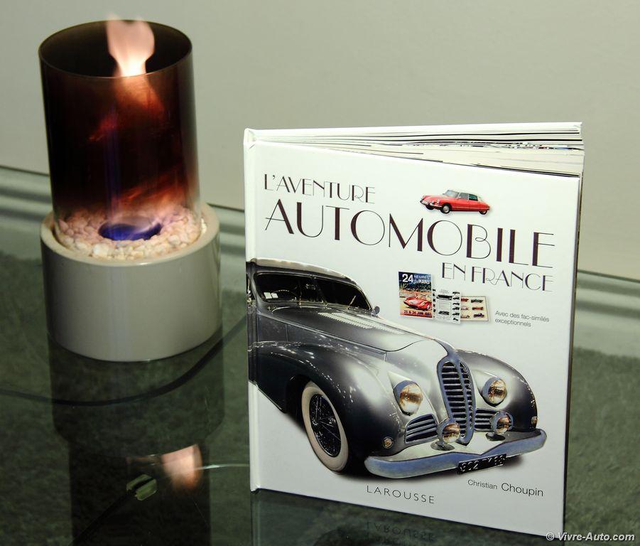 Lire l'article «Livre : L'aventure automobile en France (C. Choupin)»