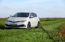 Essai Toyota Auris Hybride restylée, la version à succès