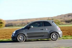 Essai Abarth 595 Competizione - Vivre-Auto