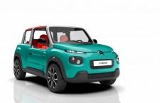 Citroën e-Méhari, fun et branchée